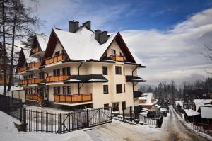 Apart Serwis Apartamenty SPA 2 - Apartment - Zakopane