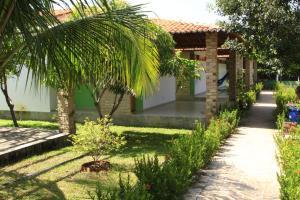 Pousada Rancho das Dunas, Kunyhók  Santo Amaro - big - 48