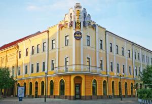Отель Star, Мукачево