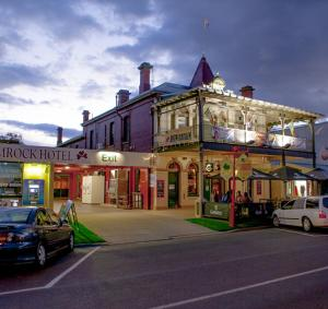 The Shamrock Hotel (Live Music Venue)