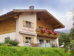 Landhaus Zehentner, Apartmanok  Saalbach Hinterglemm - big - 12