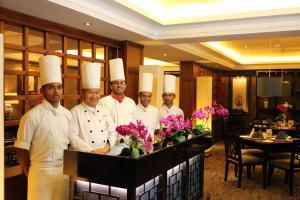 The Grand Hotel, Hotels  Nuwara Eliya - big - 49