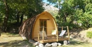 Les Cabanes du Martagon
