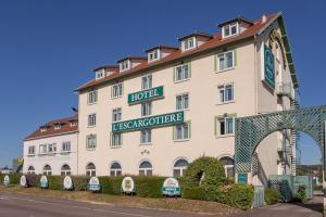Hotel l'Escargotière Dijon Sud - Chenove