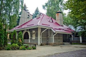 Отель Лесная поляна - фото 13