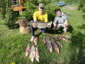 Рыболовно-туристическая база Ершиха - фото 5
