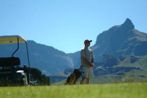Fairways Gold Crown Resort, Resorts  Drakensberg Garden - big - 14