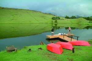 Fairways Gold Crown Resort, Resorts  Drakensberg Garden - big - 13