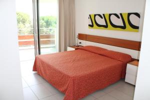 Residence Panorama Apart Hotel, Апарт-отели  Бибионе - big - 14