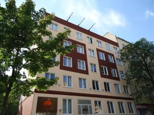 Берлин - Apple City Hotel