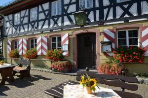 Schwarzwaldgasthof Hotel Schlossmühle, Отели  Глоттерталь - big - 36