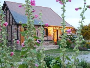 L'Etape Normande, Bed and breakfasts  Montroty - big - 2