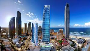 Hilton Surfers Paradise Residences - Surfers Paradise, Queensland, Australia