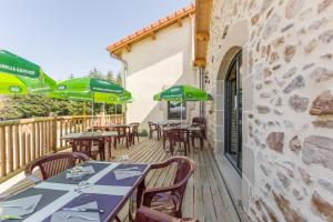 Auberge des Myrtilles, Hotels  Saint-Bonnet-le-Froid - big - 14