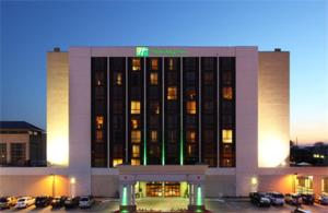 Nearby hotel : Holiday Inn Fort Smith-City Center