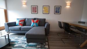IFSC Dublin City Apartments by theKeyCollection, Apartmanok  Dublin - big - 12
