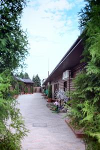 Отель Усадьба - фото 8