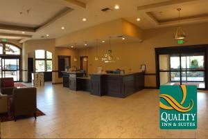 Quality Inn & Suites Tacoma - Seattle, Hotely  Tacoma - big - 31