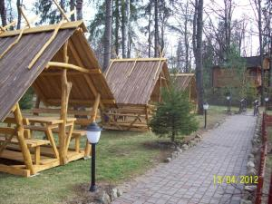 Inn Lisova Pisnya, Hotels  Dzvynyach - big - 76
