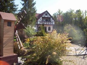 Inn Lisova Pisnya, Hotels  Dzvynyach - big - 66