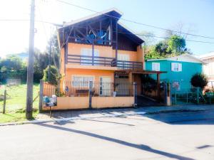 Residencial Familiar De Gramado, Holiday homes  Gramado - big - 35