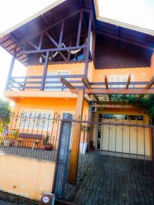 Residencial Familiar De Gramado, Holiday homes  Gramado - big - 34