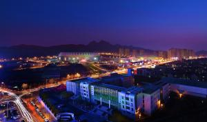 Tujia SweetomeVacation Rental Qingdao Damuzhi Finance Square
