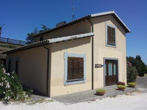 La francigena, Locande  San Lorenzo Nuovo - big - 4