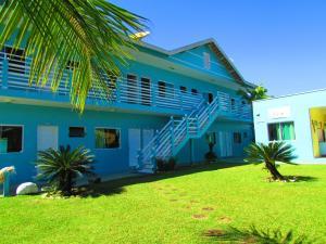 Chalés Céu e Mar Ubatuba, Penzióny  Ubatuba - big - 60