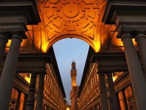 Velluti Maggio Suite, Apartmány  Florencie - big - 29