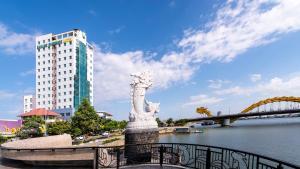 Da Nang Riverside Hotel, Hotel  Da Nang - big - 32