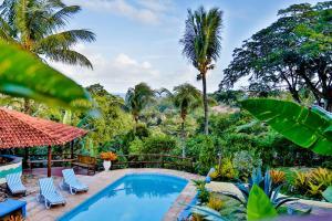 Pousada Jardim das Bromélias, Penziony  Arraial d'Ajuda - big - 39