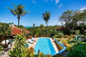 Pousada Jardim das Bromélias, Penziony  Arraial d'Ajuda - big - 41