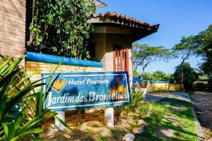Pousada Jardim das Bromélias, Penziony  Arraial d'Ajuda - big - 46