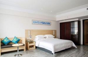 City Comfort Inn Yulin Minzhu Branch