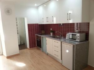 Apartamento Paraiso, Apartmány  Lisabon - big - 5