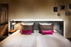 Стандартный двухместный номер «Пента» с 1 кроватью или 2 отдельными кроватями