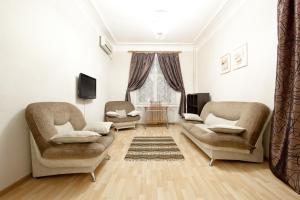 Apartment Kutuzovsky 23