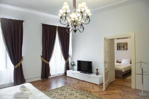 Apartament Piata Mica, Apartmanok  Nagyszeben - big - 24