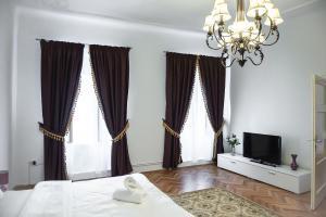 Apartament Piata Mica, Apartmanok  Nagyszeben - big - 23