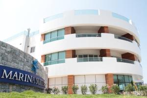 Bodrum Gulluk Marina Suites, Hotely  Gulluk - big - 46