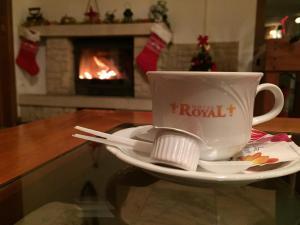 Royal Boutique Hotel Poiana Brasov, Hotels  Poiana Brasov - big - 72