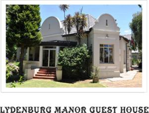 (Lydenburg Manor Guest House)