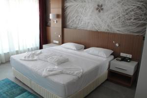Bodrum Gulluk Marina Suites, Hotel  Gulluk - big - 17