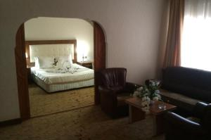 Triple Room with Pool View Harran Hotel