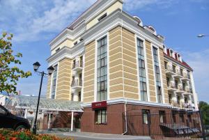 Отель Волга - фото 4