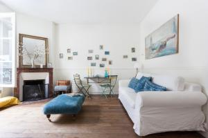Апартаменты «onefinestay - Canal Saint-Martin - Republique private homes», Париж
