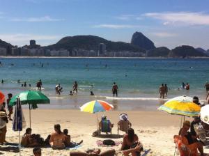 Copacabana Beach Apartment, Apartments  Rio de Janeiro - big - 6