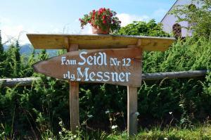 Erholung am Bauernhof bei Familie Seidl / Messner, Farmy  Zeutschach - big - 6
