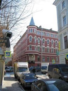 Apartment na Rubinshteina 18